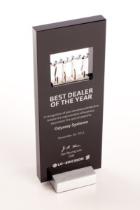 LG Best Dealer Of The Year 2011
