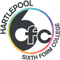 Hartlepool Sixth Form logo