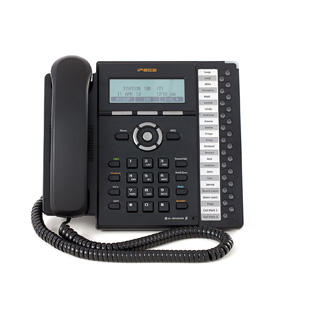 IPECS 24 Button Handset