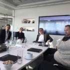 Odyssey hosts productivity breakfast with Bank of England